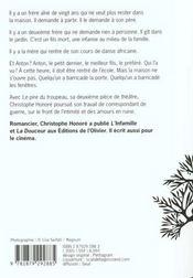 Pire Du Troupeau (Le) - 4ème de couverture - Format classique