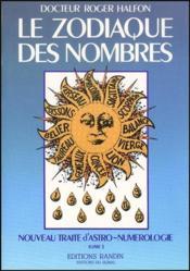Le Zodiaque Des Nombres T1 - Couverture - Format classique