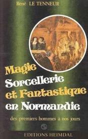 Magie sorcellerie et fantastique - Couverture - Format classique