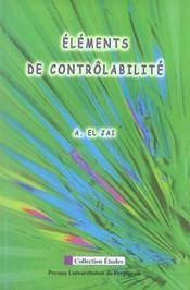 Elements De Controlabilite - Intérieur - Format classique