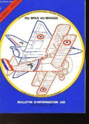 Bulletin D'Information Air N°15- 10 Septembre 1967 - Couverture - Format classique