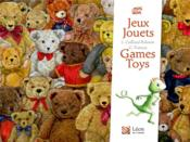 Vente livre :  Jeux-jouets/games-toys  - Laurence Caillaud-Roboam - Guillaume Trannoy
