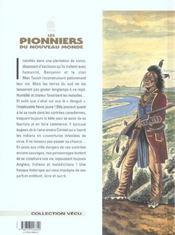 Les pionniers du nouveau monde t.15 ; le choix de Crimbel - 4ème de couverture - Format classique