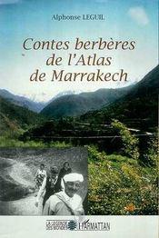 Contes berbères de l'atlas de marrakech - Intérieur - Format classique