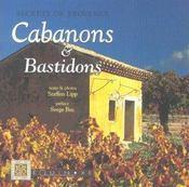 Cabanons Et Bastidons - Intérieur - Format classique