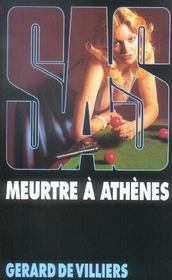 SAS t.44 ; meurtre à Athènes - Intérieur - Format classique
