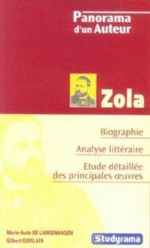 Zola - Couverture - Format classique