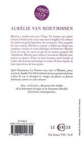 Blanche, L'Ange Et Le Djinn - 4ème de couverture - Format classique