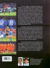 Euro 2004 - le guide detaille - 4ème de couverture - Format classique