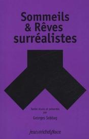 Sommeils & rêves surréalistes - Couverture - Format classique
