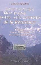 Souvenirs D'Une Boite Aux Lettres De La Resistance - Couverture - Format classique