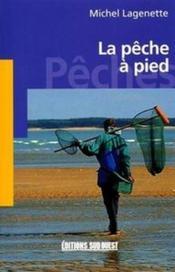 La Peche A Pied (Poche) - Couverture - Format classique