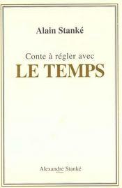 Conte A Regler Avec Le Temps - Intérieur - Format classique