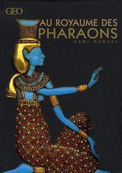 Au royaume des pharaons - Intérieur - Format classique