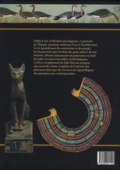Au royaume des pharaons - 4ème de couverture - Format classique
