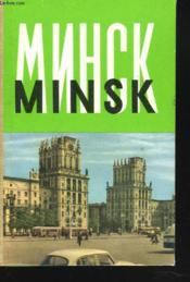 Minsk - Couverture - Format classique