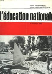 L'Education Nationale N°30 - Couverture - Format classique