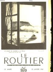 Le Routier N°169 - Couverture - Format classique