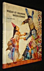 Poesie Et Chanson Bresiliennes - Couverture - Format classique