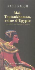Moi, toutankhamon, reine d'egypte - Intérieur - Format classique