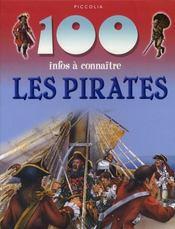 100 Infos A Connaitre ; Les Pirates - Intérieur - Format classique