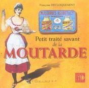 Petit traité savant de la moutarde - Intérieur - Format classique