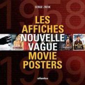 Les Affiches Nouvelle Vague Movie Posters 2e Edition - Couverture - Format classique