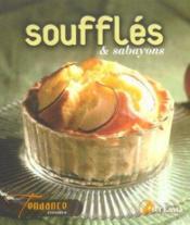 Souffles Et Sabayons - Couverture - Format classique