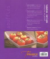 Souffles Et Sabayons - 4ème de couverture - Format classique