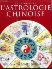 Astrologie Chinoise - Couverture - Format classique