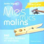 Maison, Mes Trucs Malins - Intérieur - Format classique