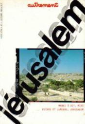 Revue Monde N.4 ; Jérusalem - Couverture - Format classique
