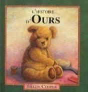 Histoire D Ours - Couverture - Format classique