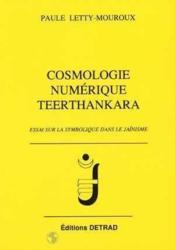 Cosmologie numerique teerthankara - Couverture - Format classique