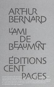 L'ami de Beaumont - Intérieur - Format classique