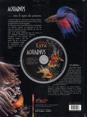 Aquarius ; sous le signe des poissons - 4ème de couverture - Format classique