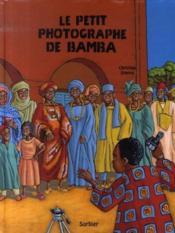 Le petit photographe de bamba - Couverture - Format classique