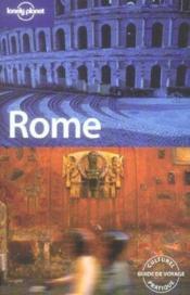 Rome (4e edition) - Couverture - Format classique