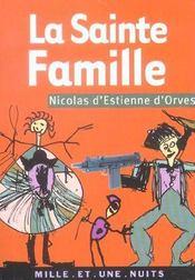 La sainte famille - Intérieur - Format classique