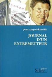 Journal d'un entremetteur - Couverture - Format classique