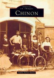 Chinon - Couverture - Format classique