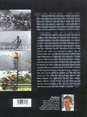 Les Vainqueurs Du Tour De France - 4ème de couverture - Format classique