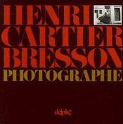 Henri Cartier-Bresson Photographe - Intérieur - Format classique