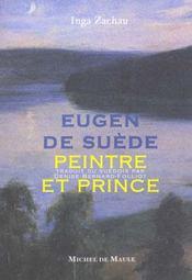 Eugen De Suede, Peintre Et Prince - Intérieur - Format classique