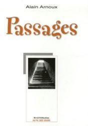 Passages - Couverture - Format classique