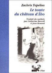 Le tomte du chateau d'Abo - Couverture - Format classique
