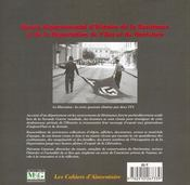 Nantua, la mémoire vive - 4ème de couverture - Format classique