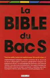 La bible du bac S  - Collectif
