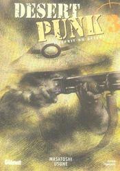 Desert punk t.3 - Intérieur - Format classique