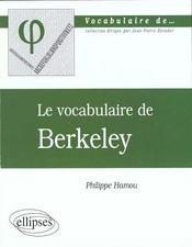 Berkeley - Intérieur - Format classique